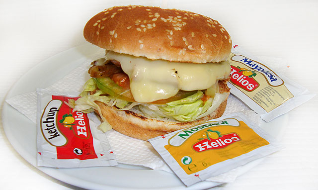 Burguer Queso