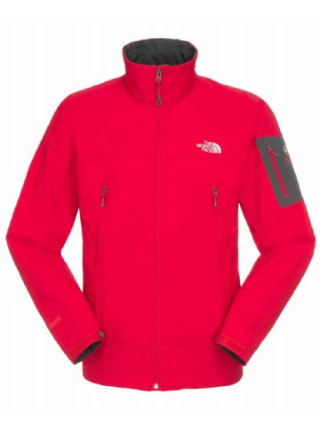 SOFT SHELL NORTH FACE GRITSTONE