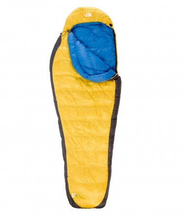 SACO PLUMAS GOLD KAZOO SUNSHINE NORTH FACE