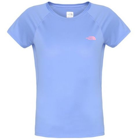 CAMISETA TECNICA MUJER SOLID FLEX CREW NORTH FACE