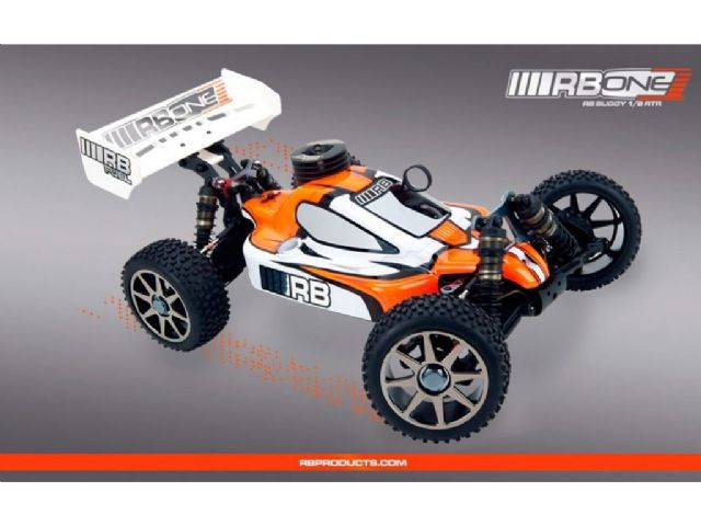 RB-ONE Buggy 1/8 RTR