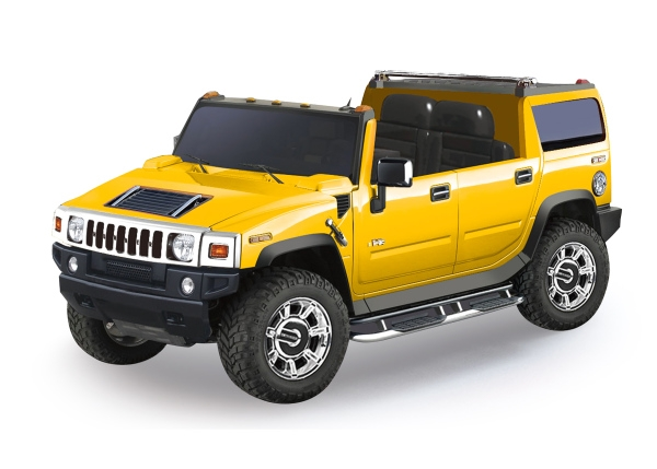Ride On Hummer
