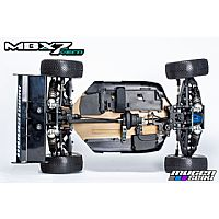COCHE 1/8 OFF ROAD MBX7R ECO MUGEN - Foto 3