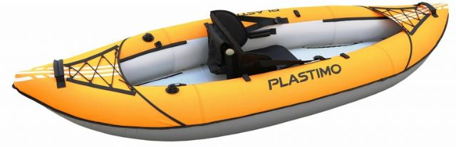 Kayak Plastimo Single 270