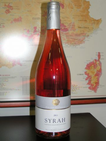 Syrah 2011 Cellier des Princes