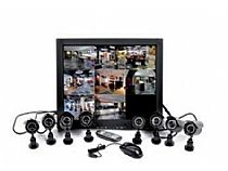 "Kit 19"" DVR 8