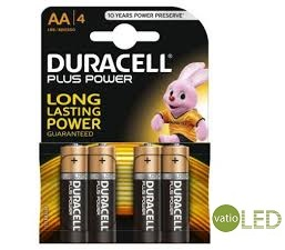 BLISTER PILAS DURACELL TIPO LR06