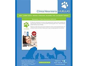Con motivo de su décimo aniversario, Clínica Veterinaria Huellas estrena nueva web, desarrollada con Superweb
