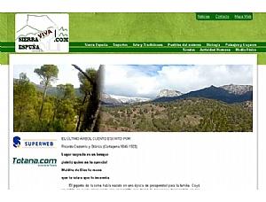 Descubre todos los secretos de Sierra Espuña a través de la nueva web