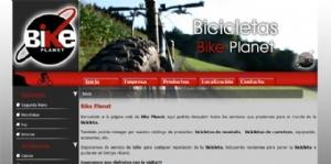 La página web de Bike Planet ya está en Internet