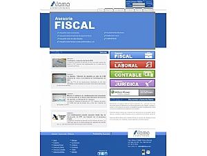 Conoce todos los servicios de Asesoría Álamo a través de su nueva página web, desarrollada con Superweb
