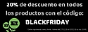 BLACK FRIDAY 2019 - 6 DÍAS DE OFERTAS